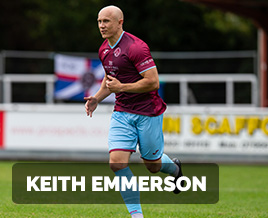 Keith Emmerson Featured