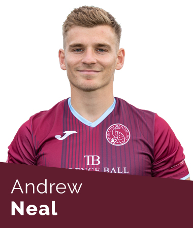 Andrew Neal - Taunton Town First Team