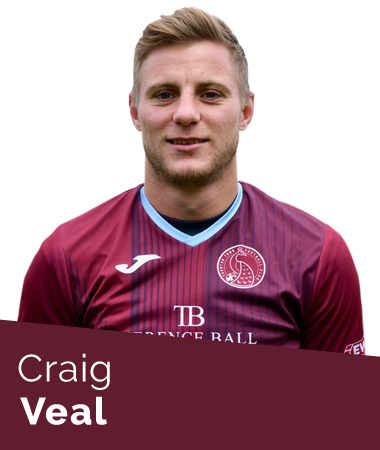 Craig Veal - Taunton Town First Team