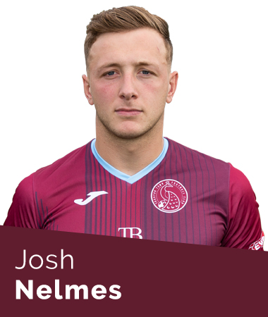 Josh Nelmes Taunton Town First Team