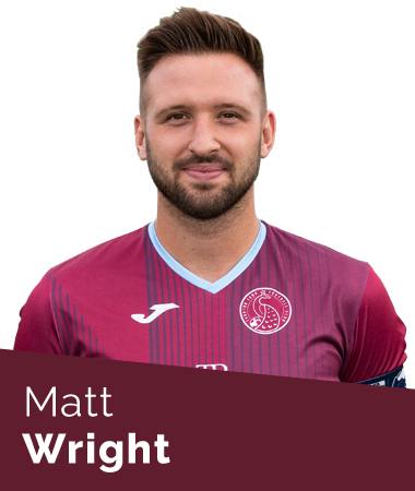 Matt Wright - Taunton Town First Team