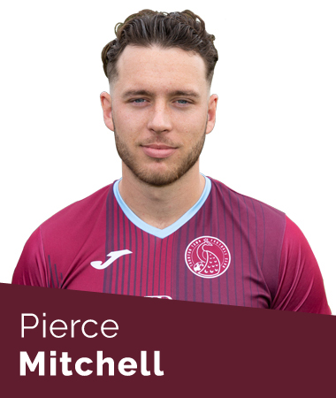 Pierce Mitchell - Taunton Town First Team