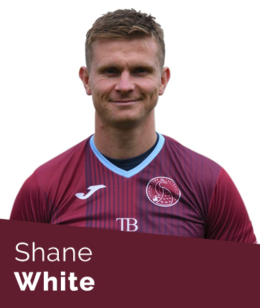 Shane White - Taunton Town First Team