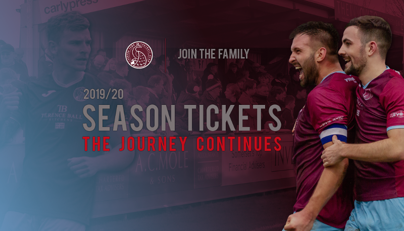 Season Ticket & Matchday Pricing