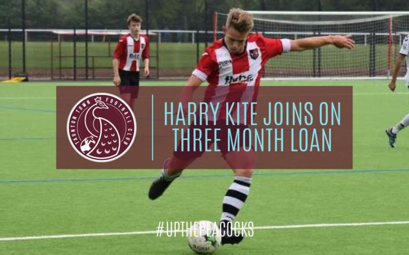 Kite Joins Town On Loan