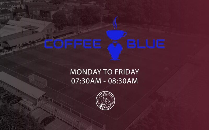 Claret And Coffee Blue