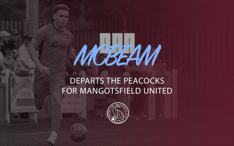 McBeam Departs